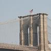 Brooklyn Bridge, east tower.