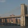 Brooklyn Bridge, west tower.