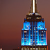 The infamous Empire State Building.