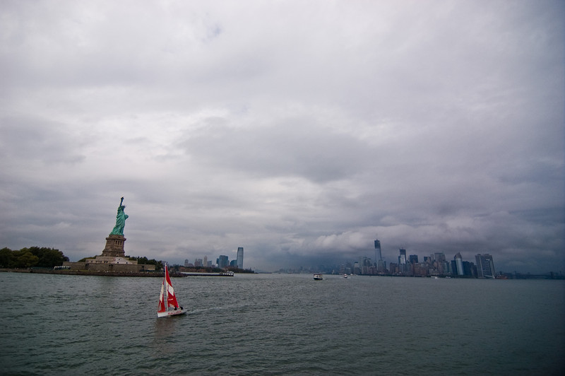 Title: Sailing By It All<br /> Date: September 2012