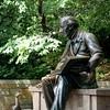 Central Park Statue 2