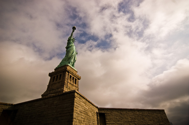 Title: Lady Liberty<br /> Date: September 2012