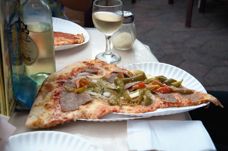 Pizza and Wine