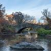 Gapstow Bridge - early morning - Central Park