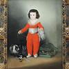 Met: Don Manuel Osorio Manrique de Zuñiga (1782-1792). Oil on canvas by Francisco de Goya (1746-1828)