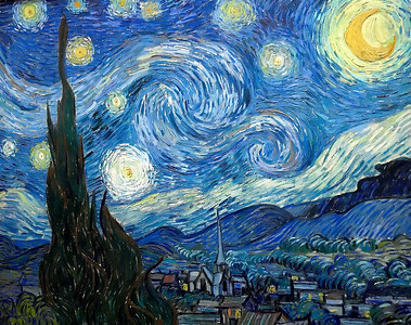 "Van Gogh's ""Starry, Starry Night"""