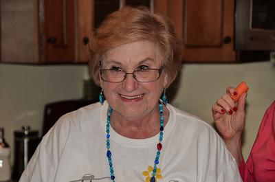 Barbara - NY 2012  Copyright © 2012 - Photo by Barry Jucha