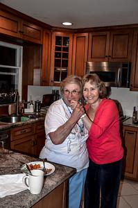 Barbara & Riki - NY 2012  Copyright © 2012 - Photo by Barry Jucha