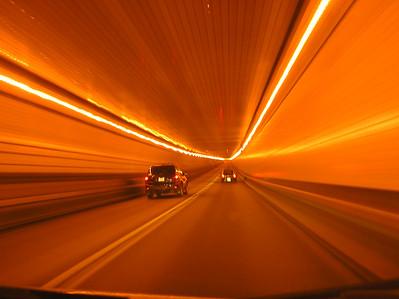 way into city