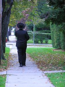 way to synagogue