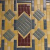 Sunday - tiles at the Cortland Street subway station (2 of 2)