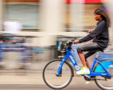 The Bixi bike in NYC