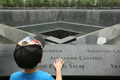 Remember   -  World Trade Center memorial