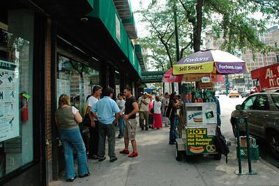 B&H, New York. USA. Aug 2004