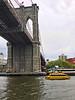 Brooklyn Bridge, Brooklyn side of East River