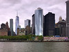The Battery and 1 World Trade Center