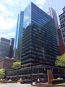 Lever House, Park Ave. at 54th (1952)