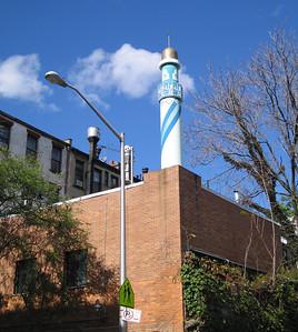 Minaret, Manhattan. 14 Oct 2007