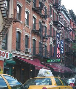 Veniero's Pasticceria, Manhattan. 14 Oct 2007