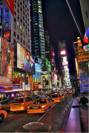 New York Xmas 2011