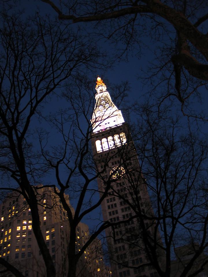 NYC, January 2006