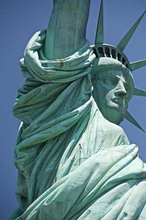 Ellis Island, Statue of Liberty & Brooklyn Bridge