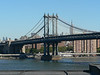 I chose to walk the Brooklyn Bridge from Brooklyn to Manhattan