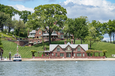 Billy Joel's Mansion on Centre Island