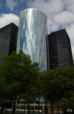 Buildings in Lower Manhattan  [FX]