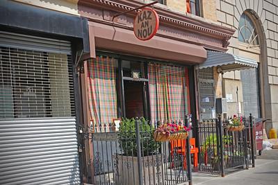 Charming Ethnic Restaurant in Brooklyn