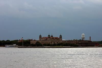 Ellis Island Buildings