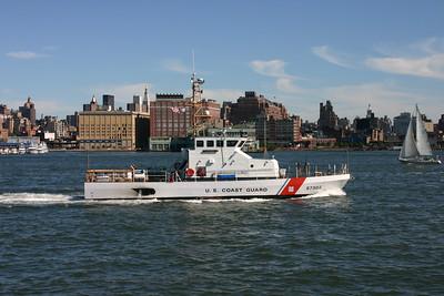 A Coast Guard Patrol