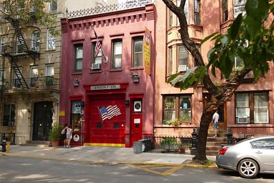 A Firehouse in Brooklyn