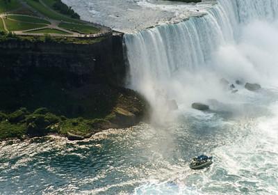 Niagara Falls, NY/Canada