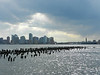 The view across the Hudson to the west of the Jane
