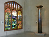 I found some Tiffany glass in the newer American wing
