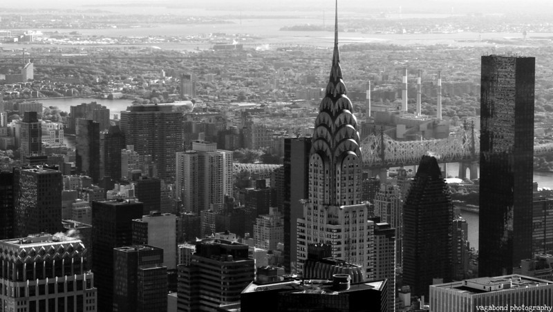 Gotta love the Chrysler Building!