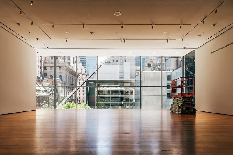 MoMA in New York City