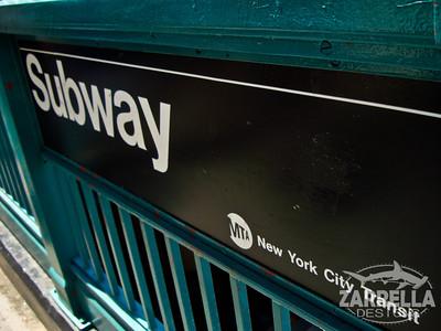"""""""Subway""""(New York, New York)"""