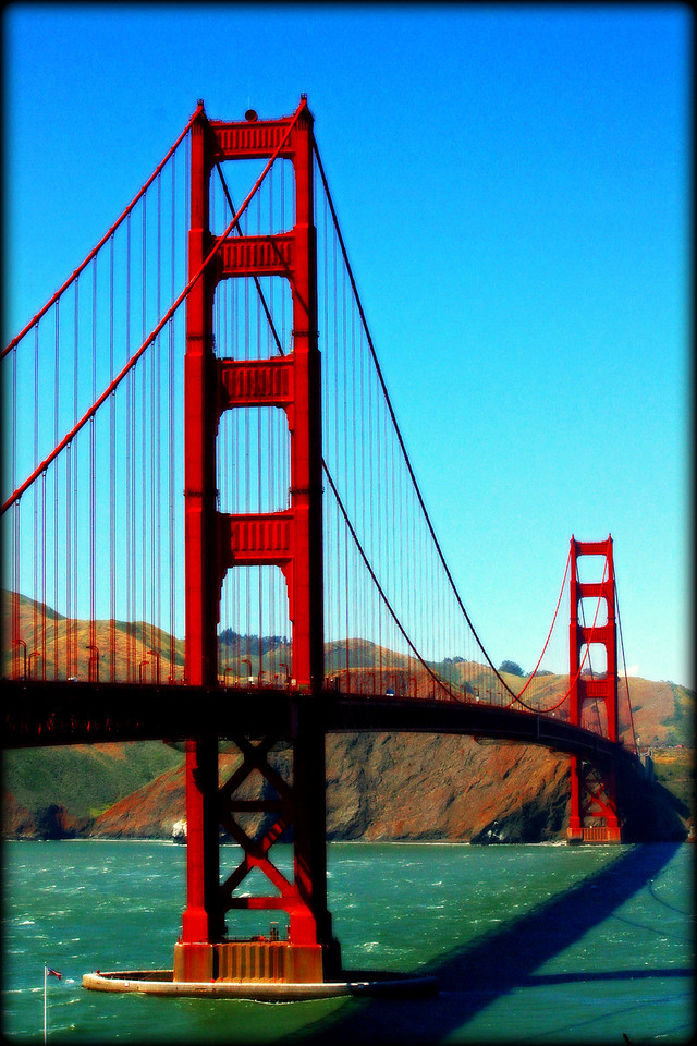 You know, THAT bridge, San Francisco