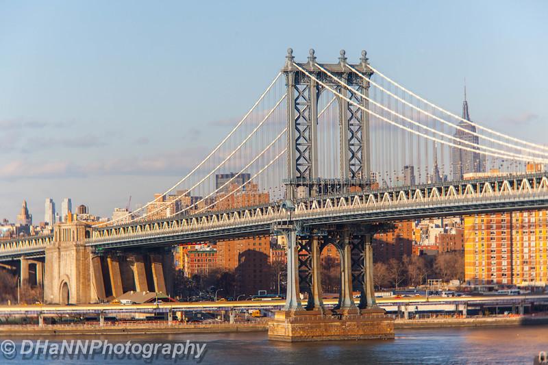 #NewYork#manhattanbridge