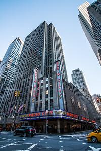 Radio City Cuilding