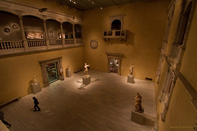 Metropolitan Museum of Arts - Spanish Room
