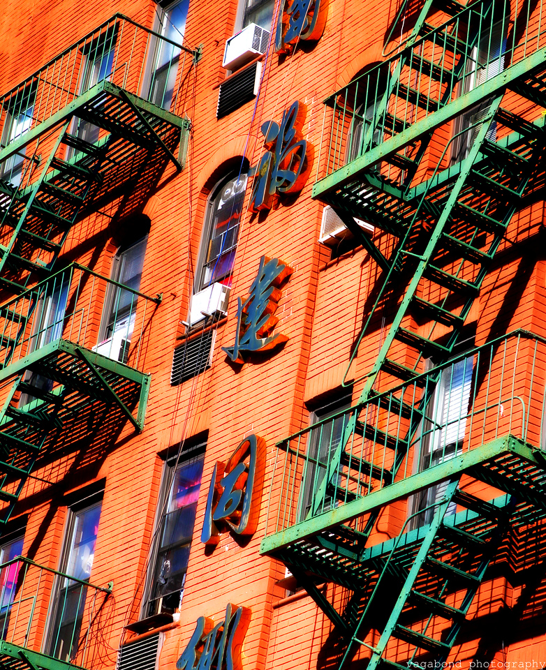 Lower East Side, Chinatown.