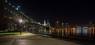 Brooklyn Bridge Lights
