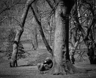 Alone: Central Park