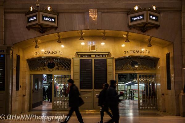 #NewYork#trainstation