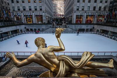 Rockefeller Ice Rink