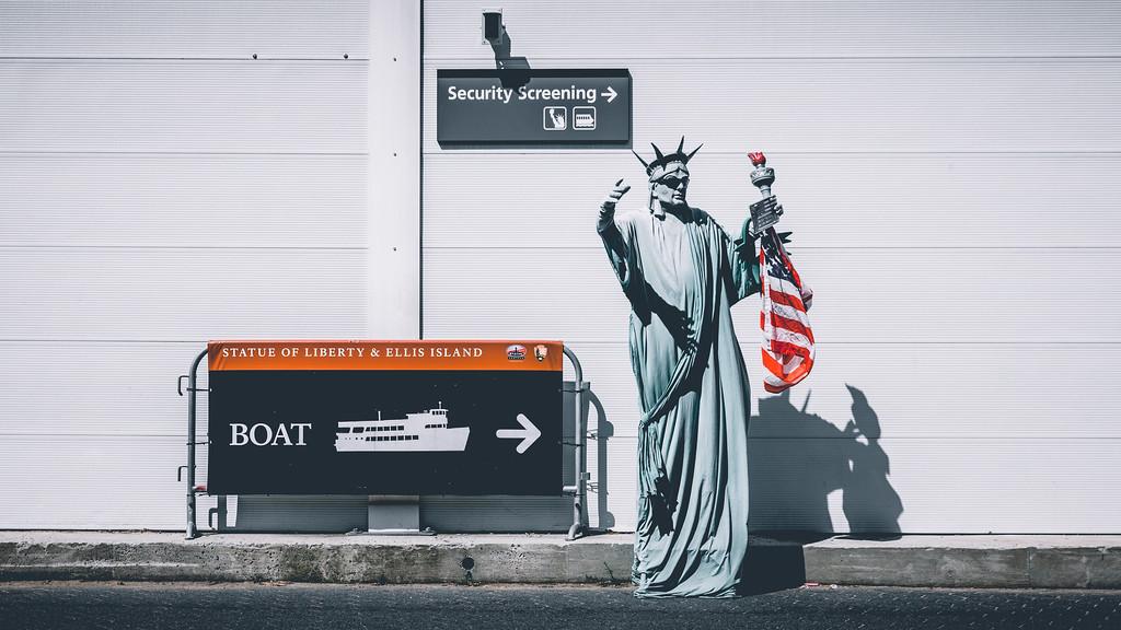 Boat this way...