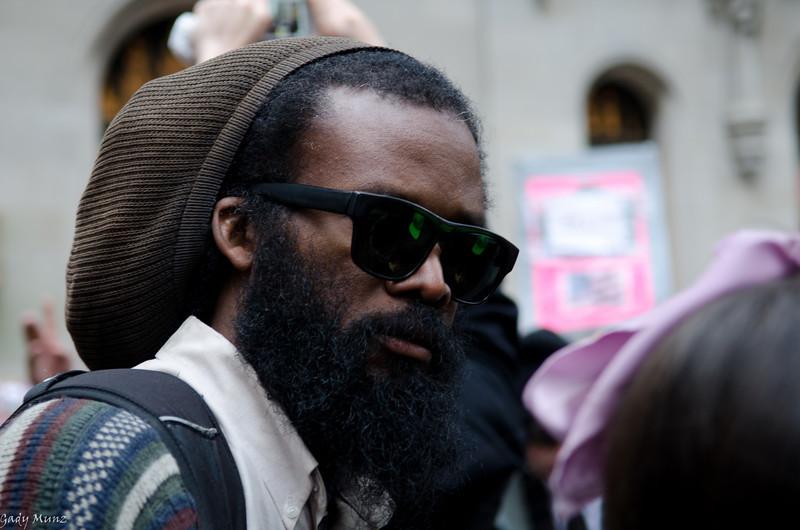 Occupy Wall Street - Zuccotti Park